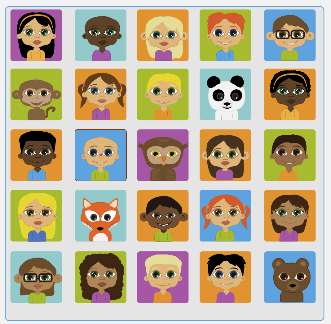 Avatars in our upcoming software
